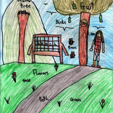 Hannah's Drawing